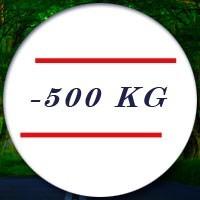 Remorque -500kg