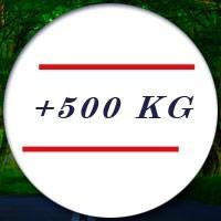 Remorque +500kg
