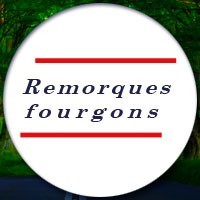 Remorques fourgon